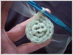 Crochet kitchen scrubbies!