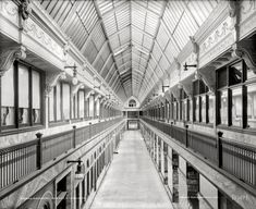 Colonial Arcade, Cleveland: 1900