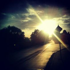 #Morning #dormagen #Sunset - @bloginfo- #webstagram