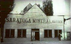 History of Saratoga Springs, Utah. Utah Lake's Oldest Resort. . SSOA