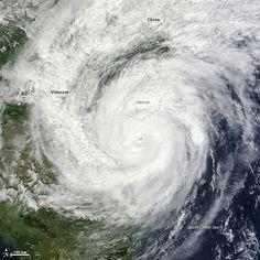 Typhoon Haiyan before hitting Vietnam.  http://www.nasa.gov/sites/default/files/haiyan_tmo_2013314_1.jpg?itok=POQOp_Ad