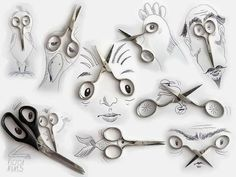 Victor Nunes - making art and faces with everything