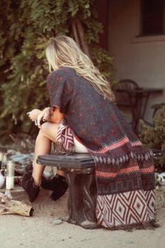 .long sweater #style #fashion