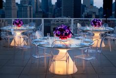 We love rooftop events!