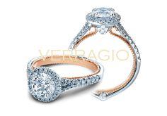 rose, genesi diamond, idea, dream, engagements, eng0424rtt engag, engag ring, verragio eng0424rtt, engagement rings