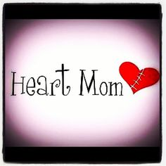 I am a Heart Mom. February is CHD awareness month. In honor and in loving memory of my son, Lucas. Please help raise awareness!