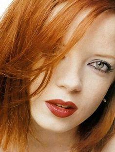 Red Hawt.  Shirley Manson