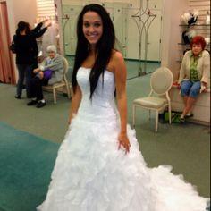 My dress!!! :)