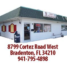 Bradenton, FL. Jose's Real Cuban Food. Visit Jose's Real Cuban Food in Bradenton, FL, with Guy Fieri, host of Food Network's Diners, Drive-Ins and Dives, for authentic Cuban dishes including a roast stuffed with chorizo and a Cuban press sandwich.