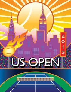 2013 U.S. Open  Qué ya vaaaa!!! Vamos Rafa a por el Nª 1 #tenis