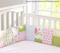 lili nurseri, crib, babi girl, aubrey bed, nursery bedding, aubrey nurseri, nurseri bed, flower, babi bunn
