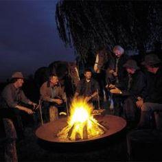 Profitez des belles soirées d'été entre amis ou en famille grâce au braséro Qrater de chez Extremis !