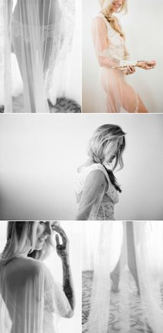 Boudoir Shoot from Lacie Hansen Photography + TEAM Hair and Makeup