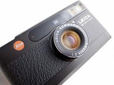 Leica Minilux 40mm Black