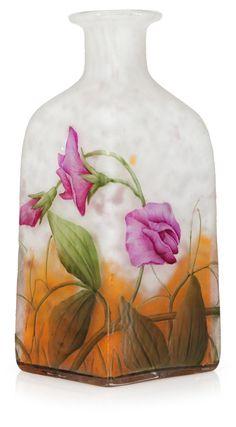 Daum Art Nouveau Vase