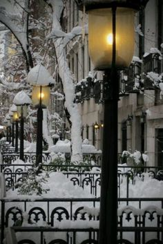 Christmas in New York City - I need to go during the winter