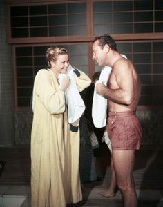 Grace Kelly & William Holden