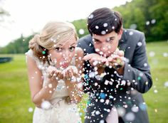 18 Wedding Send-Off Ideas