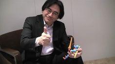 #Nintendo Satoru Iwata