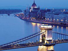 Danube-Budapest