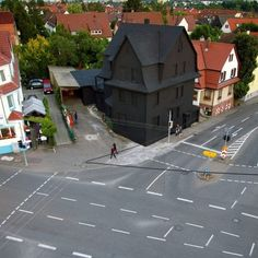 Murdered out house lol, this is a first