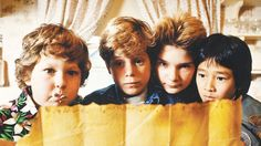 the goonies with one eyed willy's map
