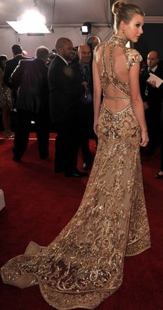Taylor Swift The 54th Annual GRAMMY Award