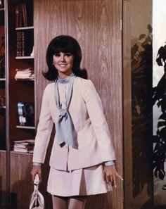Marlo Thomas.  That Girl fashion.