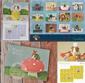 the most adorable Guinea Pig Wall Calendar!  A must for any guinea pig lover!