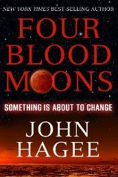 """Four Blood Moons: Something Is About to Change It is rare that Scripture, science, and history align with each other, yet the last three series of Four Blood Moons have done exactly that. Are these the """"signs"""" that God refers to in His Word - See more at: http://ebookzstore.com/literature-fiction/four-blood-moons-something-is-about-to-change/#sthash.Jg5vbhHt.dpuf #preorder now"""