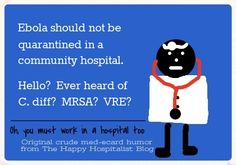 See the complete collection of #Ebola humor, memes and stories!