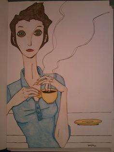 café by Mari Salinas, via Flickr