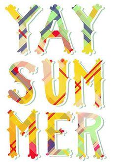 ...yay summer