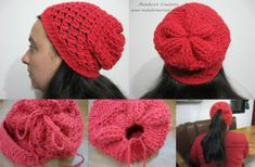 crochet hat, adjust hat, slouchi beani, angel stitch, daughter, angels, crochet patterns, meladora creation, cold weather