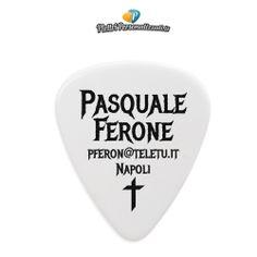 Plettri Personalizzati per Pasquale Ferone