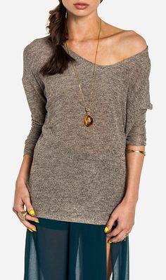 sleev knit, dolman sleev, knit top