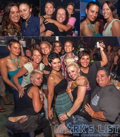 Photos of #KeyWest #Womensfest Traffic Jam Party at Aqua Nightclub for The #MadPaparazzi, A feature of #MarksList