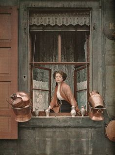 Autochrome photos from the early 1900's from around the world.