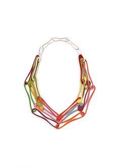 Magnum (ice sticks) Classic necklace Karola Torkos
