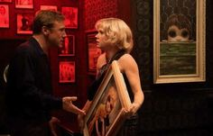 "Juxtapoz Magazine - First Look at #TimBurton 's ""Big Eyes"" Film"