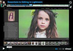 Essentials to Editing in Lightroom