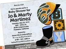 harley davidson baby shower ideas | Born to Ride Baby Shower - Motorcycle Theme | Sundae Paper