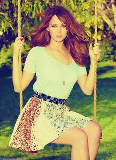 Jennifer Lawrence little girls, the hunger, hair colors, girl crushes, long hair, jennif lawrenc, beauti, role models, jennifer lawrence