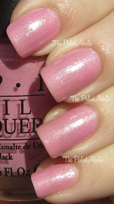 "OPI ""Pedal Faster Suzi!"" (Holland Collection)"