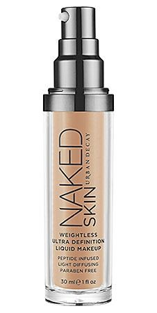 Love this!!! Urban Decay Naked Skin (click through for swatches and review)