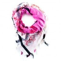 ombre petal scarf #r29summerstyle