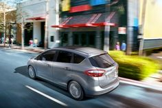 Ford Touts 2013 C-MAX Hybrid as Affordable Alternative to Leading Hybrids