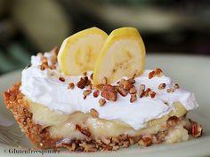 Gluten Free Spinner: Banana Cream Pie