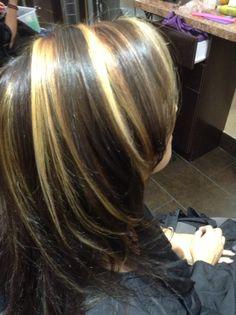 dark light, hair highlight