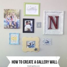 decor, frame, diy crafts, gallery walls, galleri wall, picture walls, hous, diy home, wall galleries